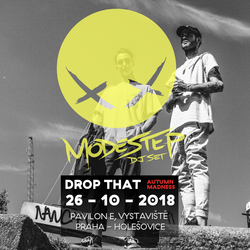 Modestep vystoupí na Drop That Autumn Madness 2018
