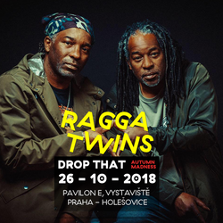 RAGGA TWINS & KRUCIAL VYSTOUPÍ NA DROP THAT AUTUMN MADNESS 2018