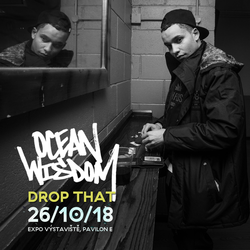 Ocean Wisdom vystoupí na Drop That Autumn Madness 2018